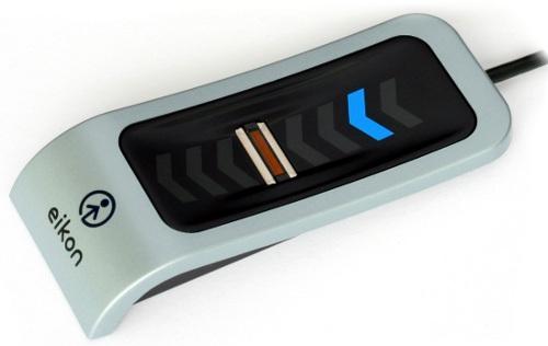 Eikon Fingerprint Reader (image: www.bromba.com)
