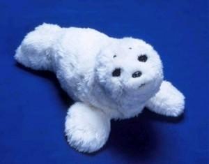 Paro Robot Seal - robot pets