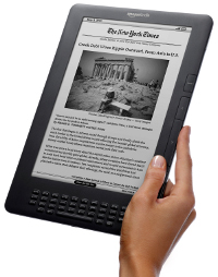 Will e-readers end the Age of the Book (image: www.the-digital-reader.com)