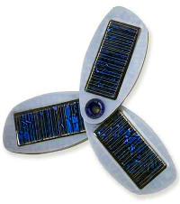 Solio Solar Power Charger - Green Gadgets at Stuff Live!