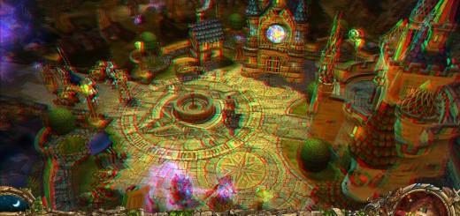 3D Stereoscopic Gaming (image: 3dvision-blog.com)