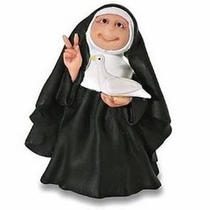naughty-nun