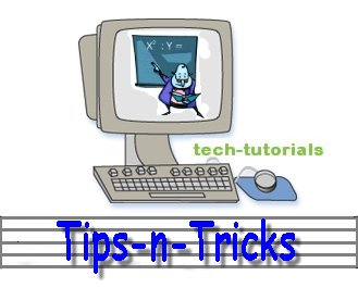 Online Tips & Tricks