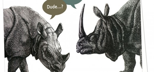 Horney Rhinoceros