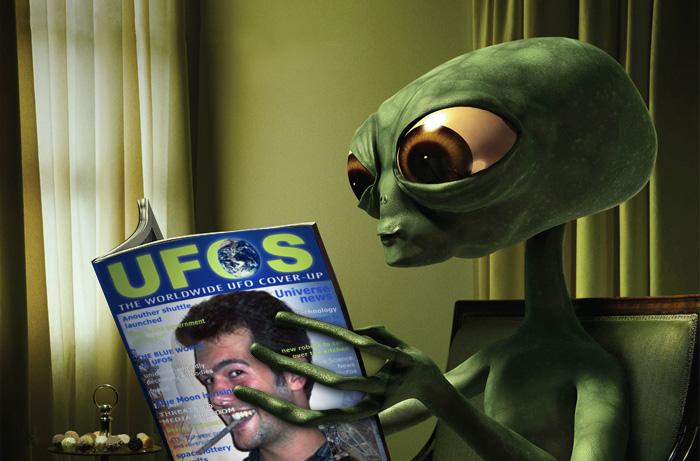 Alien mag