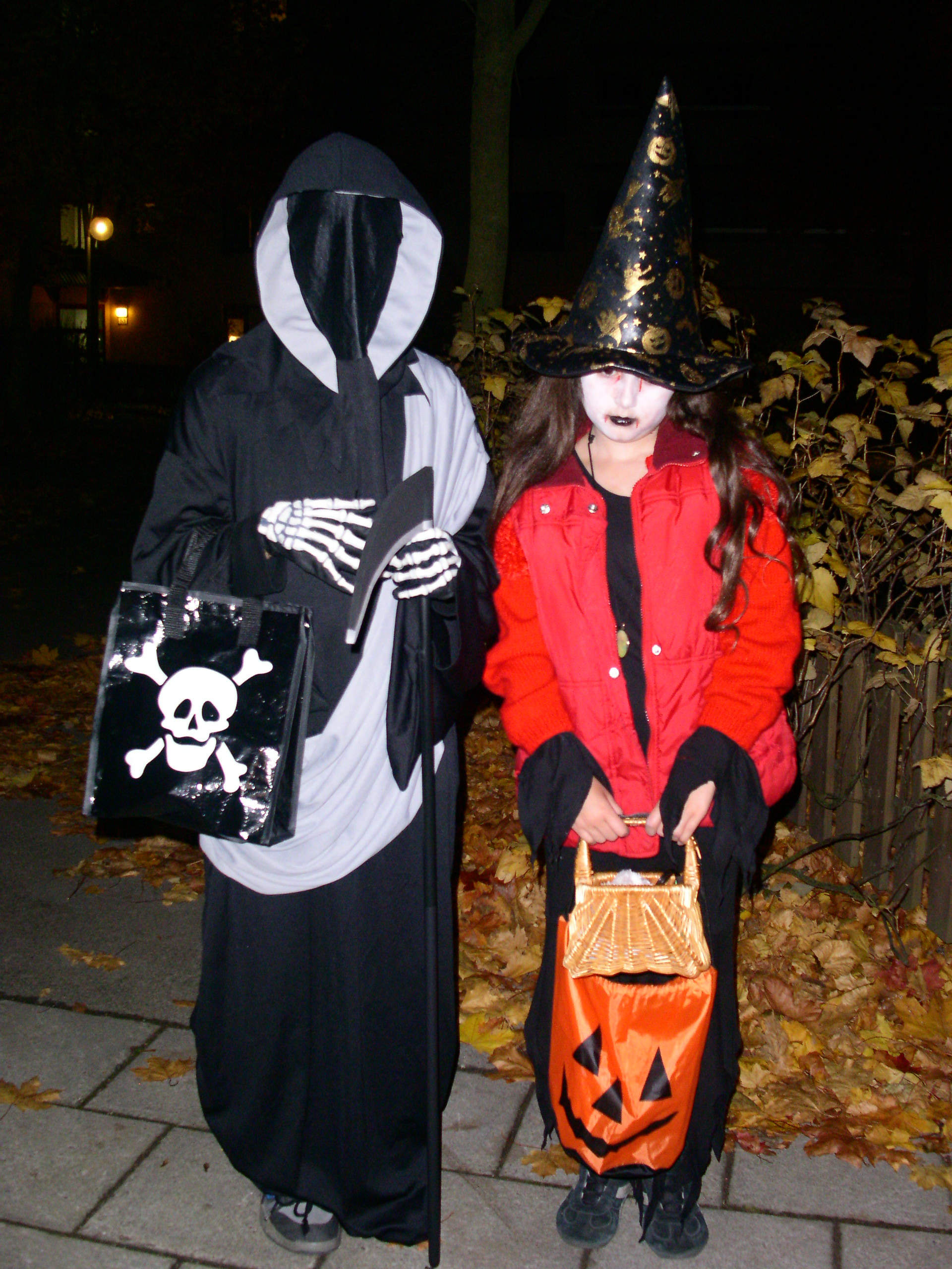 Trick or treat - History of Halloween
