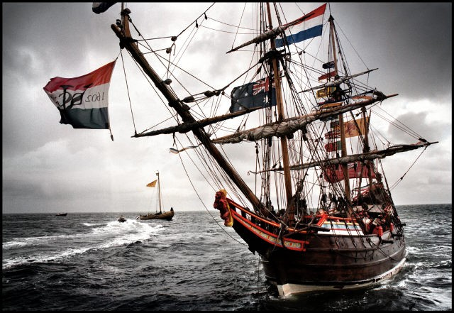 VOC ship - Slavery and the Western Cape