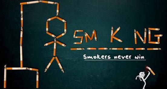 Smokers hangman