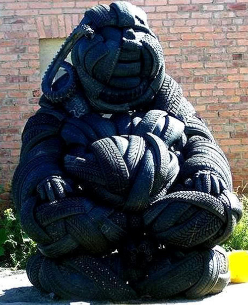 The Real Michelin Man