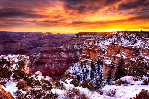 The Grand Canyon (www.travelphotoadventures.com). Stunning Photos From Around the World