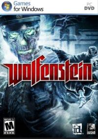 Wolfentstein PC Game Box - Best Games of 2009