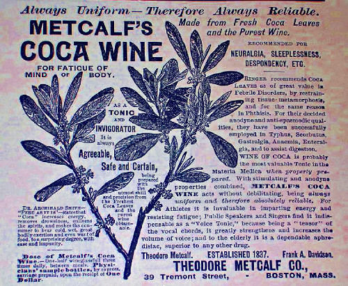 The Great Binge - Coca Wine