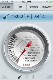 Bluetooth-enabled, iPhone-compatible Meat Thermometer - Top Gadgets 2010