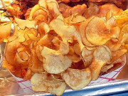 Accidental Inventions Potato Chips