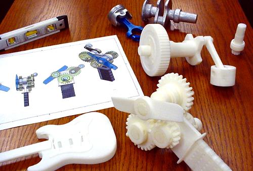 3D Printed Tools (image: www.edudemic.com)