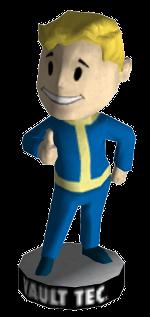 Fallout New Vegas Bobblehead Locations - Charisma Bobblehead