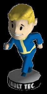 Fallout New Vegas Bobblehead Locations - Endurance Bobblehead