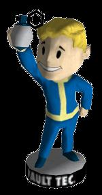 Fallout New Vegas Bobblehead Locations - Explosives Bobblehead