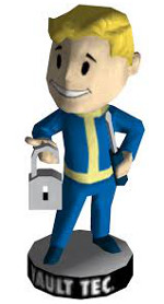 Fallout New Vegas Bobblehead Locations - Lockpicking Bobblehead