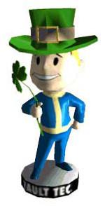 Fallout New Vegas Bobblehead Locations - Luck Bobblehead
