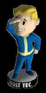 Fallout New Vegas Bobblehead Locations - Perception Bobblehead