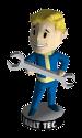 Fallout New Vegas Bobblehead Locations - Repair Bobblehead