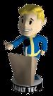 Fallout New Vegas Bobblehead Locations - Speech Bobblehead