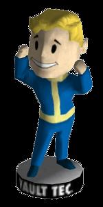 Fallout New Vegas Bobblehead Locations - Strength Bobblehead