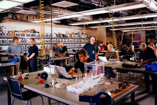 Hackerspaces TechShop