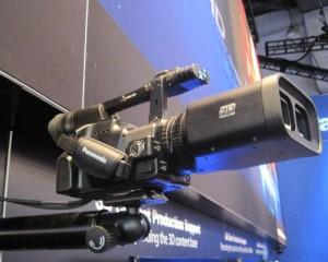 Panasonic 3D Camcorder - Top Gadgets 2010