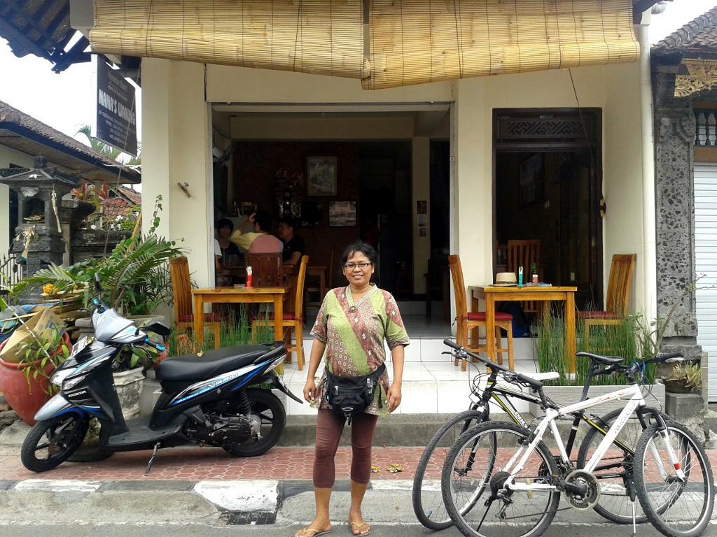 Mama Warung in Ubud